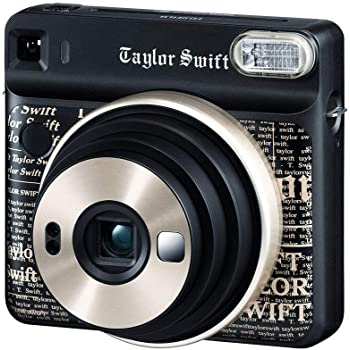 Fujifilm Instax Square SQ6 Taylor Swift Edition Instant Film Camera (Black)
