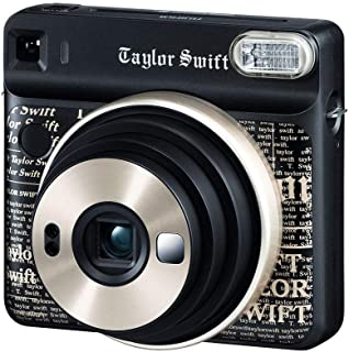 Fujifilm Instax Square SQ6 Taylor Swift Edition Instant Film Camera (Black)