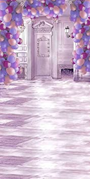 GladsBuy Sparkles Above The Wooden Floor 8 x 12 Computer Printed Photography Backdrop Other Theme Background HY-CM-3367