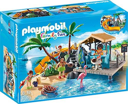Playmobil 6979 - Karibikinsel mit Strandbar