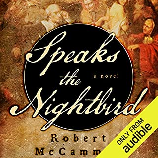 Speaks the Nightbird audiobook cover art