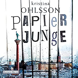Papierjunge     Fredrika Bergman 5              By:                                                                                                                                 Kristina Ohlsson                               Narrated by:                                                                                                                                 Uve Teschner                      Length: 13 hrs and 25 mins     1 rating     Overall 5.0