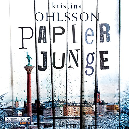 Papierjunge audiobook cover art
