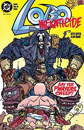 Lobo: Infanticide (1992) #1 (Lobo (1993-1999)) (English Edition)