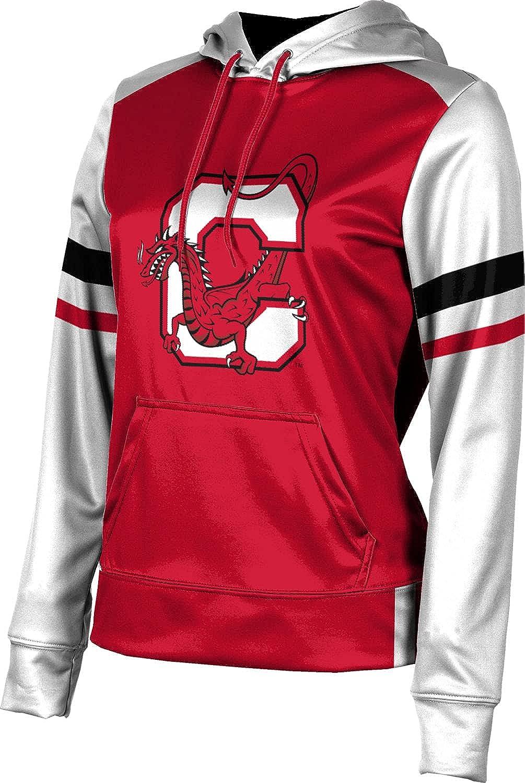 State University of New York College at Cortland Girls' Pullover Hoodie, School Spirit Sweatshirt (Old School)