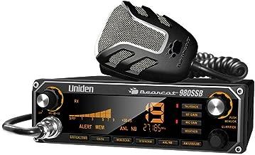Uniden Bearcat 980 40-Channel SSB CB Radio with 7-Color Digital Display