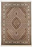 Orient Teppich Tabriz Creme Grösse 250 x 350 cm