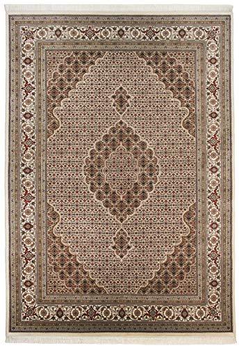 Orient Teppich Tabriz Creme Grösse 170 x 240 cm