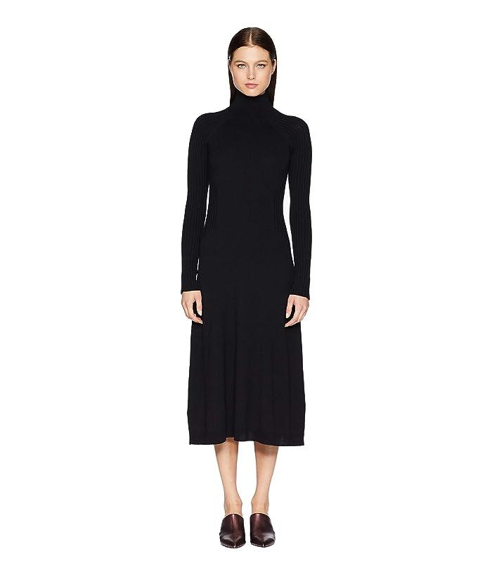 Sportmax Vistola Knitted Dress (Black) Women