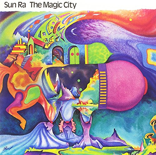 The Magic City (Deluxe Gatefold)