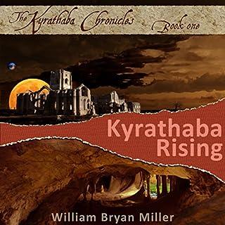 Kyrathaba Rising audiobook cover art