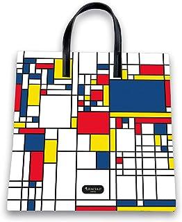 GRACIA P Collection Borsa Shopper in Vera Pelle