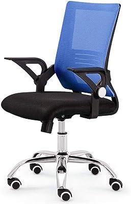 Cadeira de escritório ergonômica de malha respirável para apoio de braço sedentário não está cansado 360 graus e rotação verde 1-3 melhora