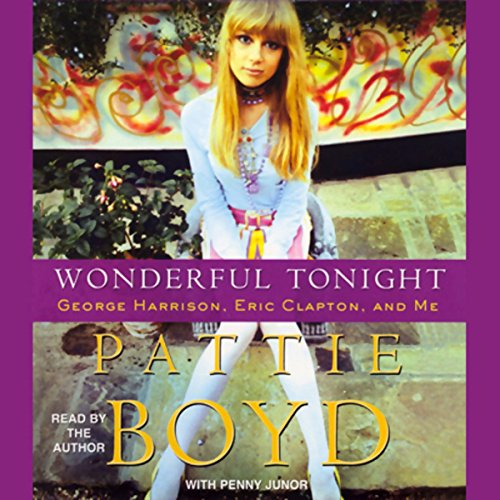 Wonderful Tonight audiobook cover art