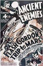 Flash Gordon's Trip to Mars - Ancient Enemies - 1938 - Movie Poster