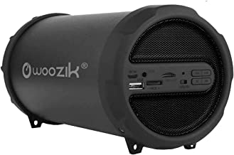 WOOZIK Rockit Go / S213 Bluetooth Speaker, Wireless Boombox Indoor/Outdoor with FM Radio,Micro SD Card, USB, AUX 3.5mm Sup... photo