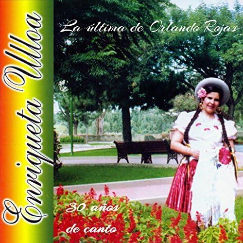 Enriqueta Ulloa feat. Orlando Rojas