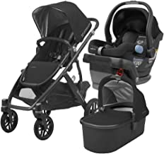 UPPAbaby Full-Size Vista Infant Baby Stroller & MESA Car Seat Bundle (Jake)