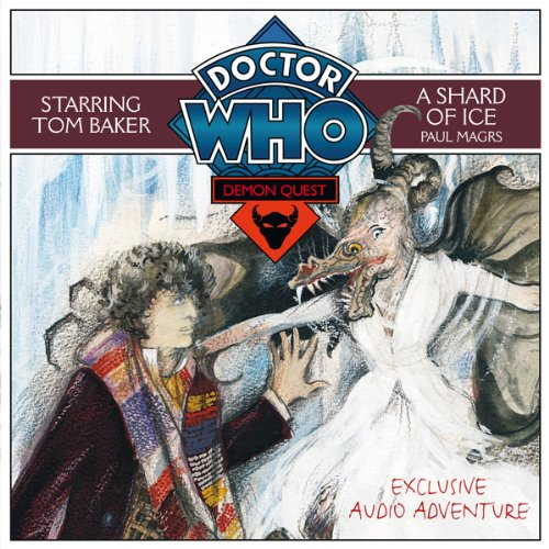 Doctor Who: Demon Quest 3 - A Shard of Ice audiobook cover art