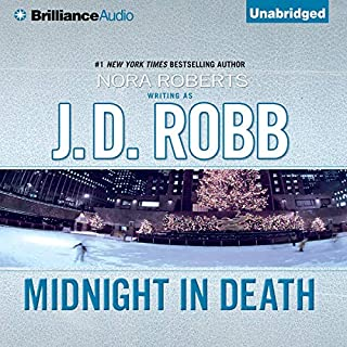 Midnight in Death     In Death, Book 7.5              By:                                                                                                                                 J. D. Robb                               Narrated by:                                                                                                                                 Susan Ericksen                      Length: 3 hrs and 2 mins     1,989 ratings     Overall 4.6