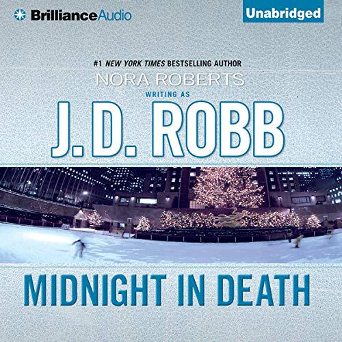 Midnight in Death     In Death, Book 7.5              Written by:                                                                                                                                 J. D. Robb                               Narrated by:                                                                                                                                 Susan Ericksen                      Length: 3 hrs and 2 mins     3 ratings     Overall 5.0