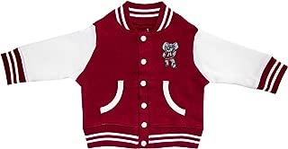 University of Alabama Crimson Tide Big AL Varsity Jacket