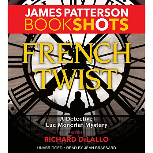 French Twist audiobook cover art