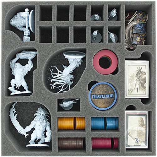 Feldherr AG055BR02 55 mm Foam Tray for Blood Rage