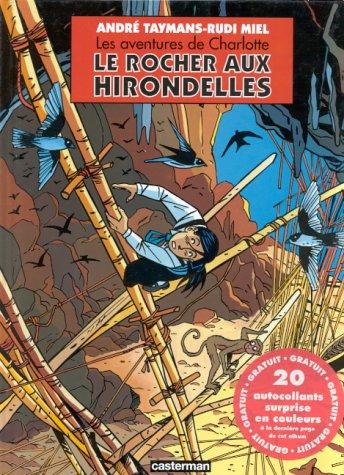 Les aventures de Charlotte Holmes : Le rocher aux hirondelles