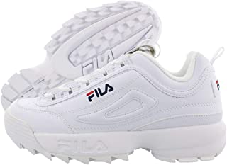 Fila Youth Disruptor II Leather Formatori