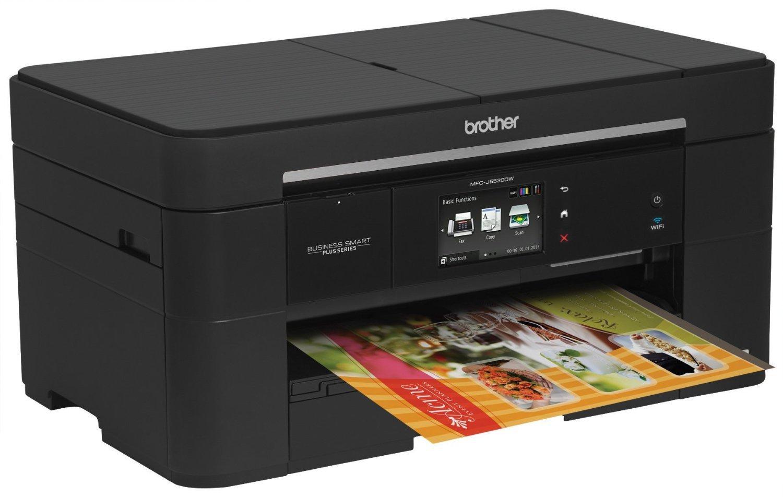 Brother MFC-J5520DW Multifuncional - Impresora multifunción ...