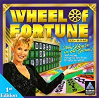 Wheel of Fortune (Jewel Case) (輸入版)
