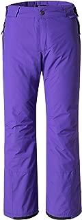 Women's Waterproof Warm Padding Insulated Outdoors Snow Pants