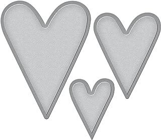 Spellbinders Shapeabilities Prim Hearts Etched/Wafer Thin Dies