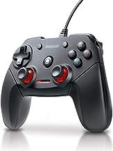 Controle Joystick com fio Shadow Dreamgear para PS3 DGPS3-3880 Preto