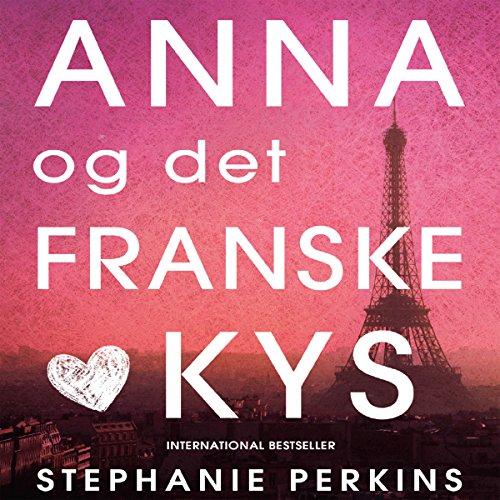 Couverture de Anna og det franske kys