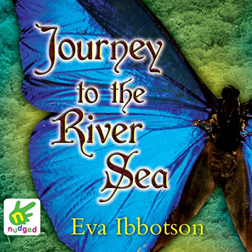 Journey to the River Sea audiobook cover art