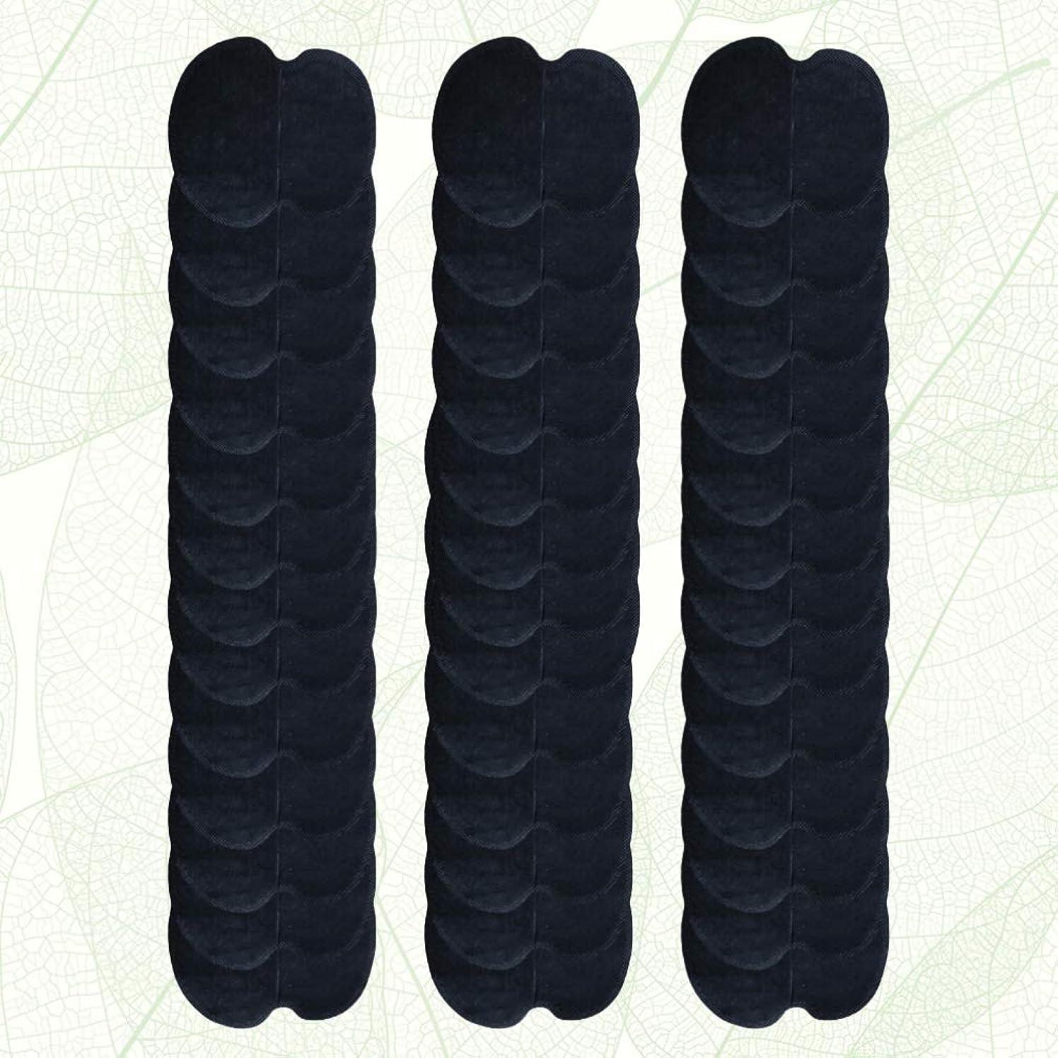 に色合い入学するSUPVOX 30ピース脇の下汗パッド脇の下制汗剤ステッカー使い捨て防止パッド発汗吸収消臭制汗剤脇の下足用