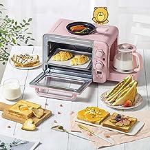 Four de comptoir GJJSZ-3-en-1,Machine à déjeuner,chaudière pour toasts,Lait Chaud + rôti Frit + au Four + Chauffage,Puissa...