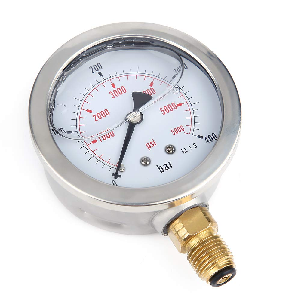 Max 73% OFF Max 48% OFF Hydraulic Hose Test Gauge M162-BSP1 Connector 4