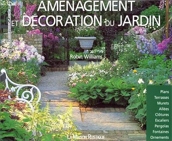 Aménagement et décoration du jardin