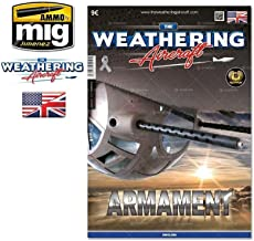 AMMO MIG JIMENEZ Weathering Aircraft Issue 10. Armament English A.MIG 5210