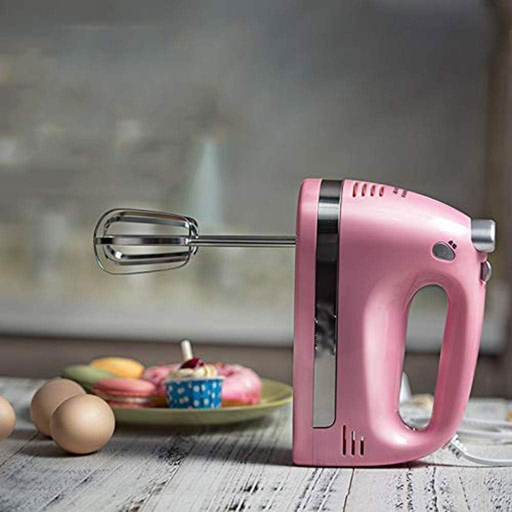 XXDTG Fouet électrique Portable Eggbeater électrique des ménages (Color : A) A