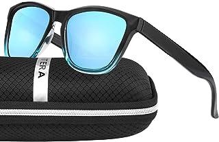 ELITERA Sunglasses For Women Gradient Colors Designer Polarized Glasses UV400 E0717