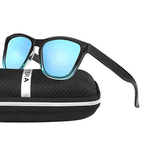 775ea709e8b ELITERA Sunglasses For Women Gradient Colors Designer Polarized Glasses  UV400 E0717