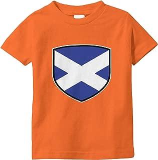 Scotland Shield Scottish Flag Infant T-Shirt