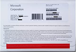 Windows 10 PRO ITA PACK OEM