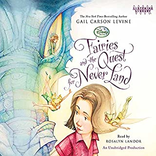 Fairies and the Quest for Never Land cover art