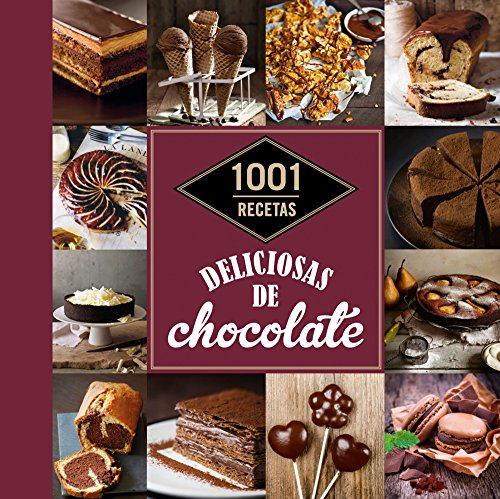 1001 recetas deliciosas de chocolate (Cocina)