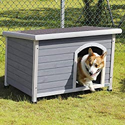 How to keep dog houses cool in summer paw castle for Hard plastic dog house